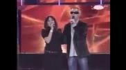 Svetlana Tanasic i Sasa Matic - Princeza - (Live) - Narod pita - (TV Pink)
