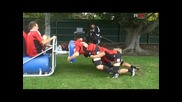 R80 Rugby : Scrum Training with the Crusaders 2