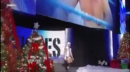 Wwe Smackdown - Mick Foley,booker T Cody Rhodes Segment