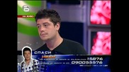 Иван лудака се разкайва че не е пял на концерта и разказва защо - music idol - 09.04.08 HQ
