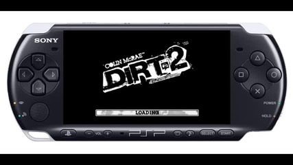 Dirt 2 [psp Gameplay]