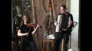 Suita Иван Милев акордеон, състав; Entcho Тодоров цигулка; Strings, Оукланд, Калифорния, 51709; Нико