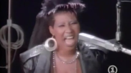 Aretha Franklin feat Rolling Stones - Jumping Jack Flash - Hq