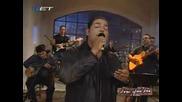 Live Stelios Dionisiou - Kane kati na Haso to Treno