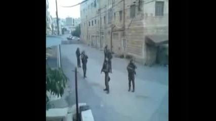 Израелските Военни По Време На Мисия