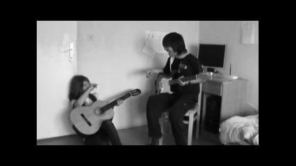 Диана Боева feat. Росен Тенев - Zombie ( The Pretty Reckless Cover )
