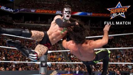 Фин Бейлър срещу Сет Роулин -  WWE SummerSlam 2016