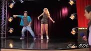 Макси и Людмила танцуват на Ser mejor
