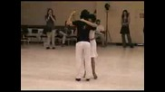Geraldine & Javier - Milonga