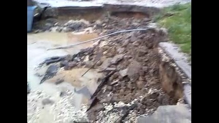 Канала в кв.аспарухово