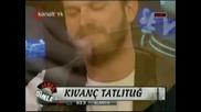 "Кivanc Tatlitug пее в телевизия Kanal Turk песента ""sоyle"""