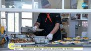 ОТ ЛЮБОВ КЪМ АРМИЯТА: Емигрант с кариера се върна, за да готви на военни