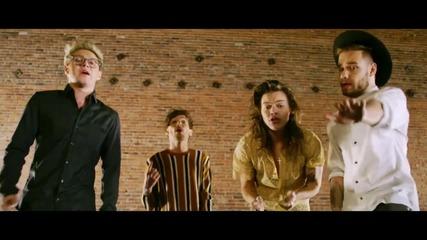 One Direction - History (официално видео) 2016 + Превод