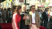 Ed Harris Gets A Star On 'The Hollywood Walk of Fame'