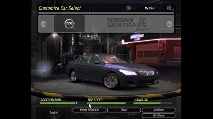 [brg]driftking - Some new cars in Nfs U2
