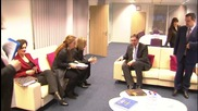 Belgium: EU chairs fresh round of talks between Belgrade and Pristina