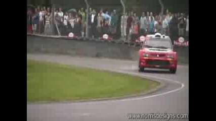 Lancer Evo 9 Rally Day