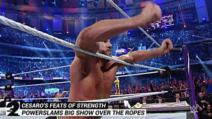 Cesaro's feats of strength: WWE Top 10, April 21, 2021