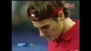 Federer Vs Nadal - Shanghai 2007 - Pt 4