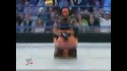 Wwe Smackdown 02.06.2009 Hhh And Undertaker Vs Big Show And Edge Част 2