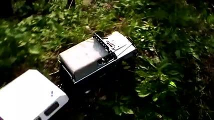 Rc колички с мини каравани