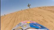 Един готин спорт! gopro Hd James Stewart 2012 motocross
