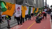 Brazil: Protesters decry Lula's appointment as chief of staff in Sao Paulo