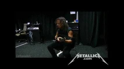 Metallica - In The Tuning Room - Adelaide [november 15, 2010]