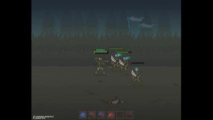 Online Battles [alpha] First Look [archer Pvm]