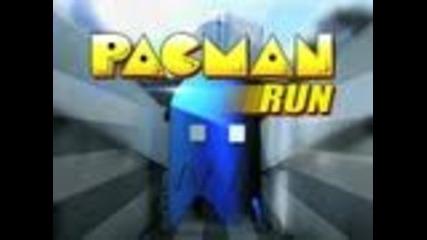 Pacman в реалния живот!