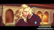 Divergent + Vampire Academy // Seven devils