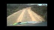Wrc: Rally Portugal - Block crashes on Shakedown