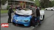 2012: Renault Alpine A110-50 Concept Car / Studie / Testfahrt