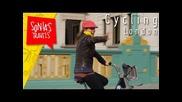 Велосипедите в Лондон,соня травел