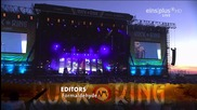 Editors - Rar • Rock am Ring 2014 • Full