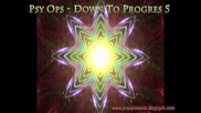 Ver 2.0 Psy Ops Dj set old stuff - 02 02 2010 Down To Progres 5 Psyopsmusic Hd