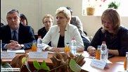 Зам.-министър се срещна с директори на училища в Червен бряг