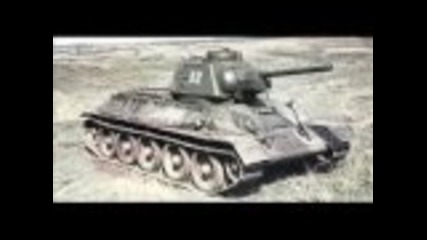 T-34 vs Panther