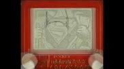 Pantheon Etched I: Justice League Of America Quick Change - Christoph Brown The Etch A Sketch Man