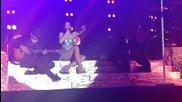 Jessie J - Conquer The World (feat. Daley) + Wonderwall + Ydrkm (live)