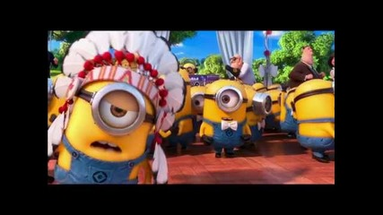 Minions Song - Ymca - Despicable me 2
