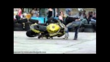 stunt in Bg