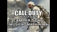 Call of Duty: Black Ops: Camper Song by Brysi Bieber (musical Machinima)