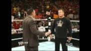 Wwe Raw: Michael Cole says Sorry to Jerry Lawler 12.6.10