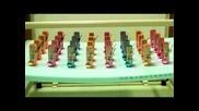 Вижте как 32 метронома се синхронизират сами за няколко минути