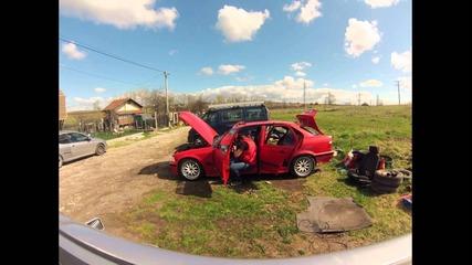 Bmw drift setup Harizanov & Tashev ( timelaple)