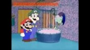 What happens when Weegee and Malleo visit Squidward