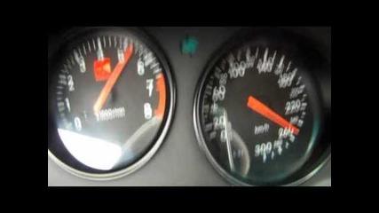 Toyota supra Turbo 0-300 !!!!!
