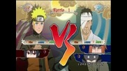Naruto Sun Generations - Ps3 / X360 - New hokages group vs Best Frie