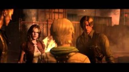 Resident Evil 6 : Official E3 2012 Trailer